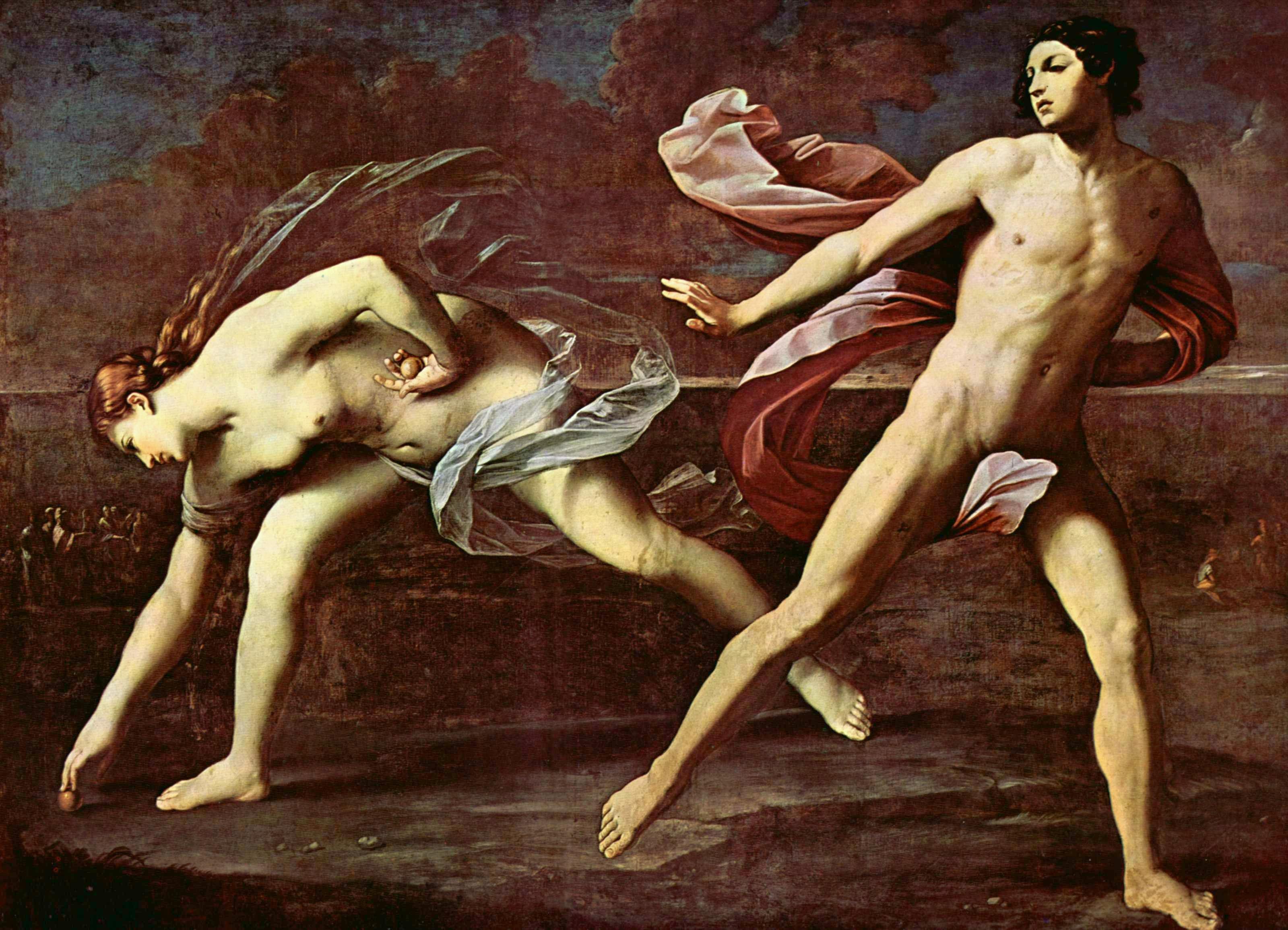 Mito Barocco Reni Pittura
