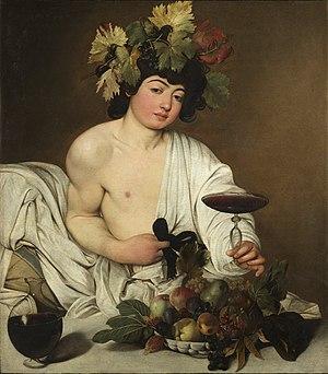 Caravaggio opere giovanili Roma pittura