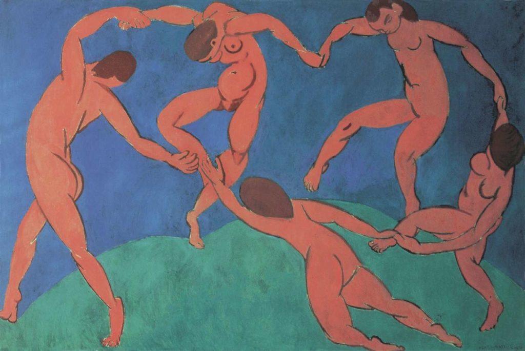 Espressionismo Matisse Danza Pittura Avanguardia