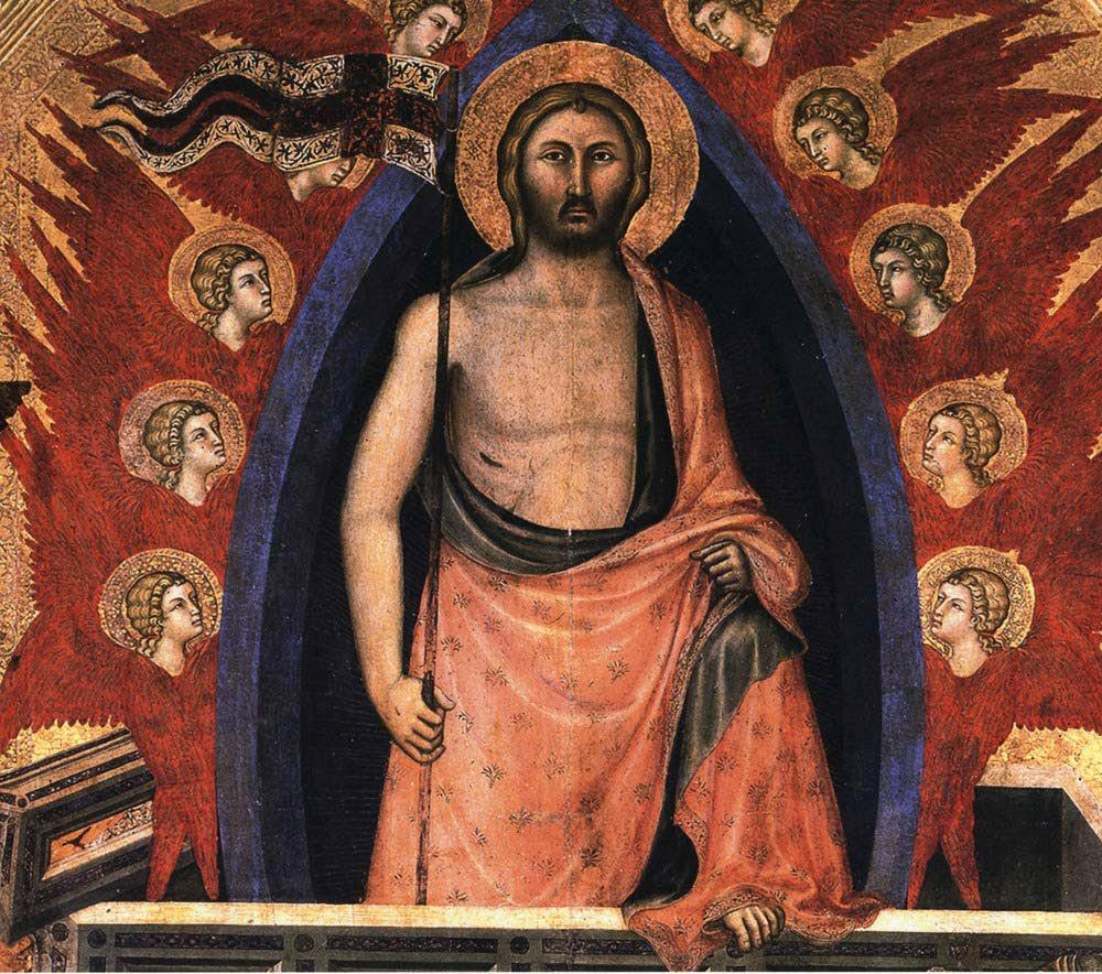 niccolò di segna resurrezione sansepolcro piero della francesca
