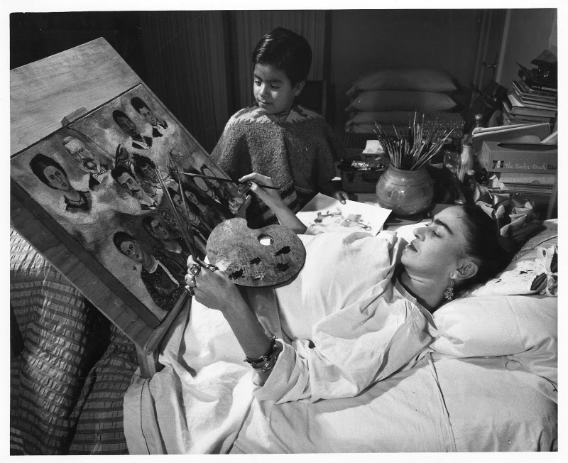 Frida Kahlo disabilità arte contemporanea biografia